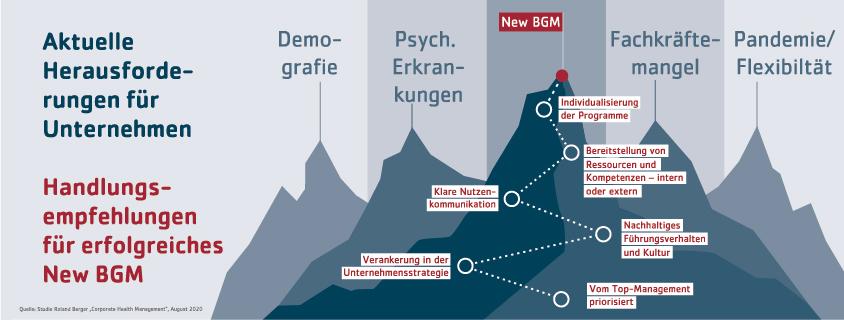 New BGM - Herausforderungen und Handlungsempfehlungen